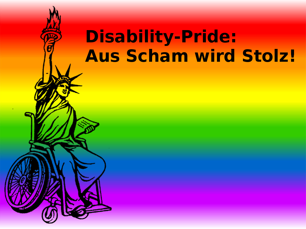 Logo Disability-Pride